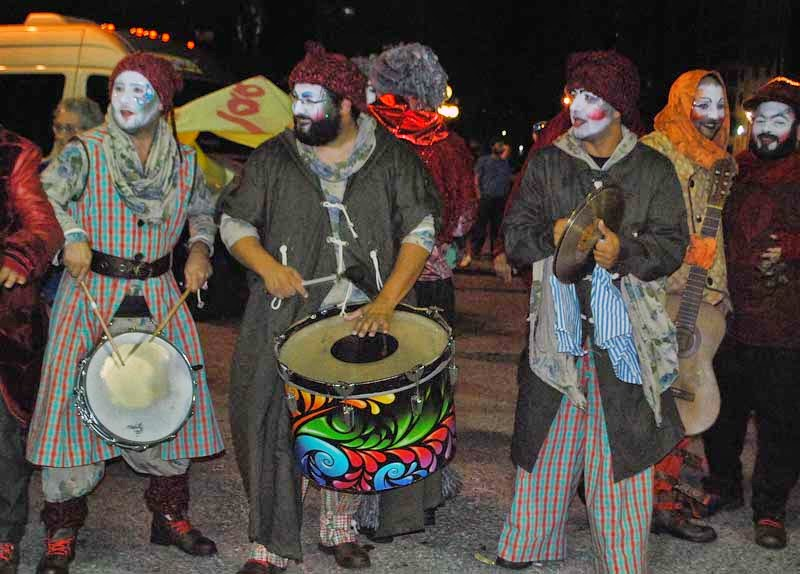 Desfile Inaugural del Carnaval. 2015. La Trasnochada.