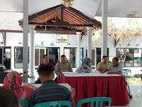 Persiapan Final; Panitia, Aparatur Desa Rambipuji, dan Aparat Keamanan Rapat Kordinasi Karnaval