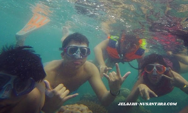 paket wisata pulau pari kepulauan seribu selatan