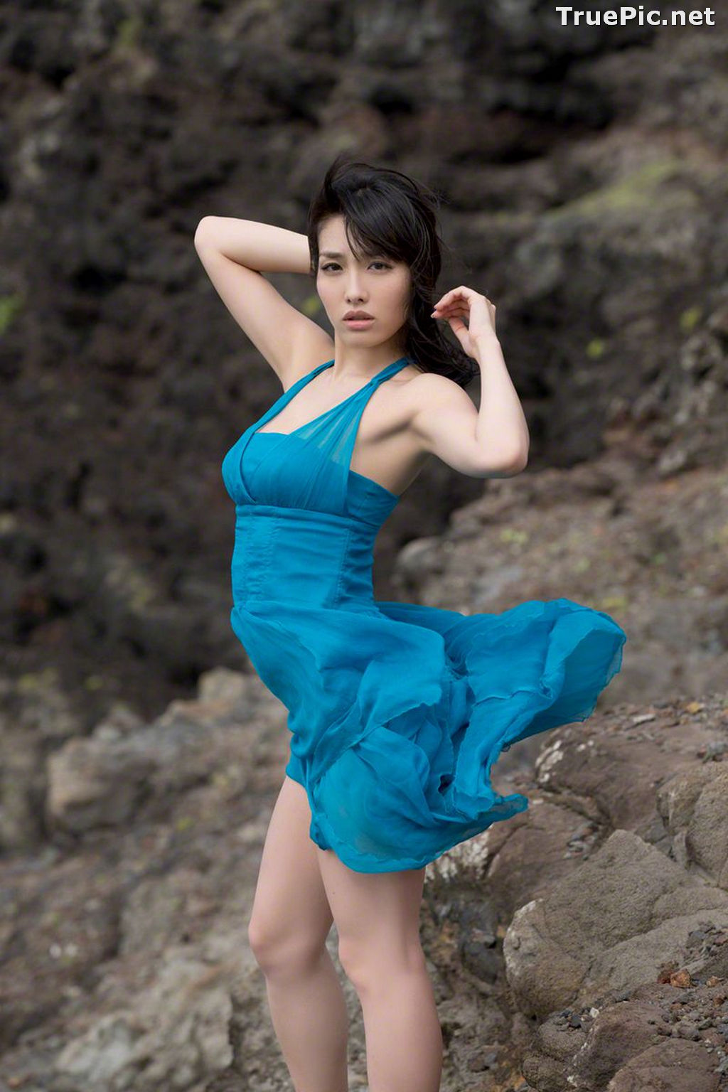 Image Wanibooks No.127 - Japanese Gravure Idol and Actress - Anna Konno - TruePic.net - Picture-7