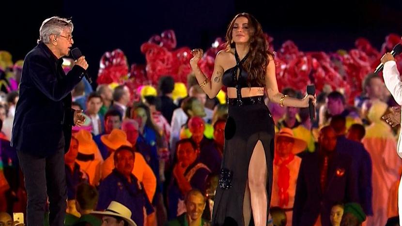 """Anitta, a Cerimônia de Abertura dos Jogos Olímpicos e a nossa """"síndrome de Vira-Lata""""."""