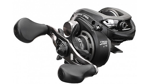 top baitcasting reel 2016 - Lews speed spool LFS