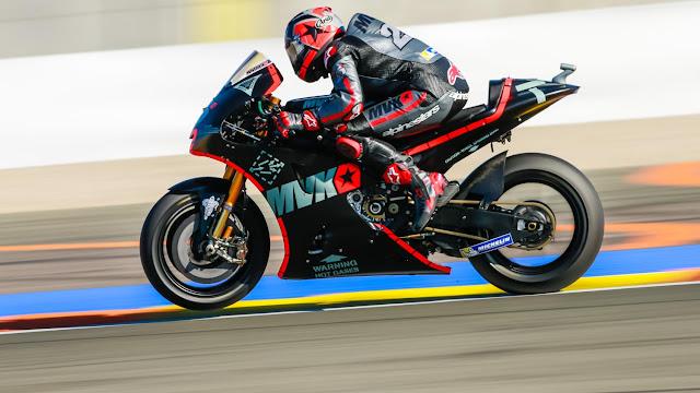 berita motogp Hasil tes Pra-musim hari kedua MotoGP 2017 : Vinales masih tercepat, Lorenzo merosot