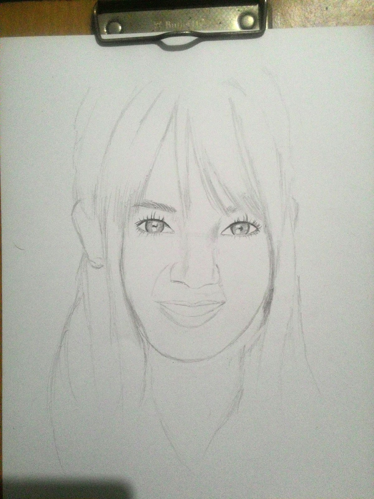 Art Mania Tahap Tahap Membuat Sketsa Wajah Dengan Pensil Untuk