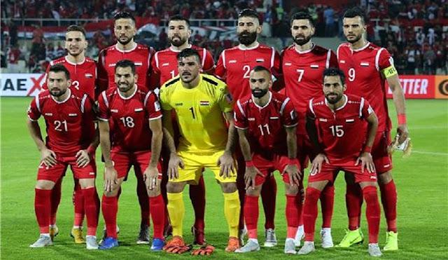 موعد مباراة كوريا الجنوبية وسوريا في تصفيات آسيا المؤهلة لكأس العالم 2022 والقناة الناقلة