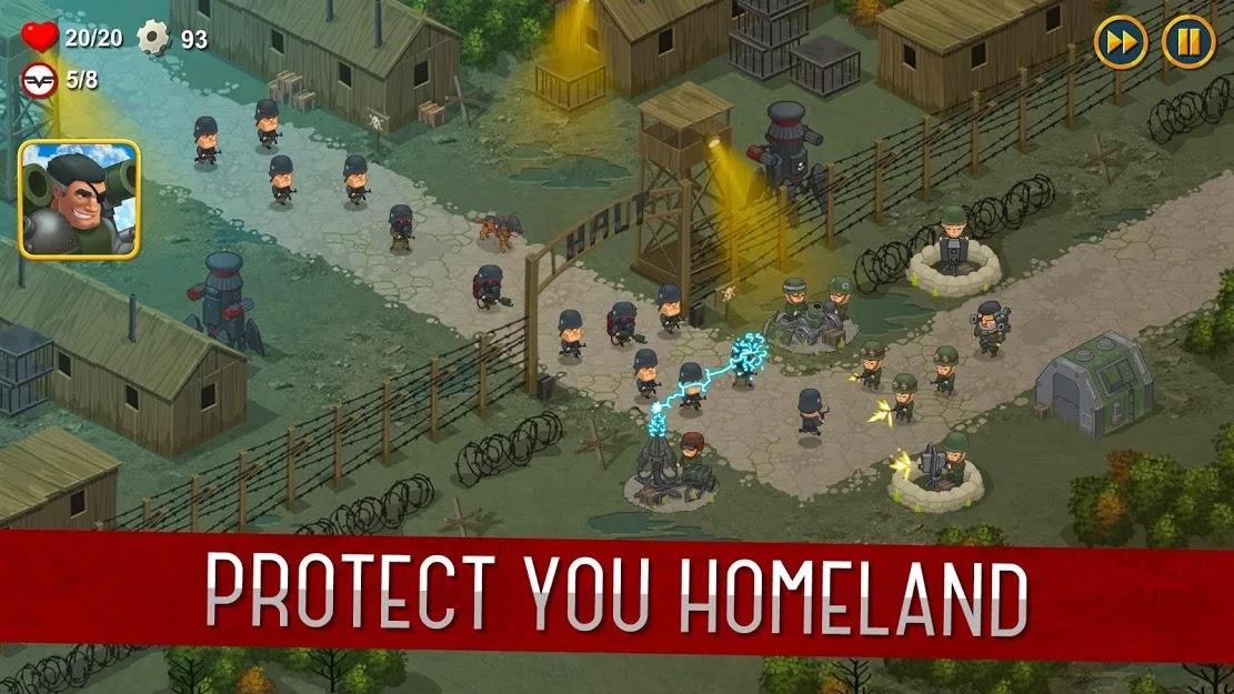 World War 2: Offline Strategy (Skizze Games)