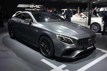 Mercedes Benz S-Class Coupe 2018 Review, Specs, Price