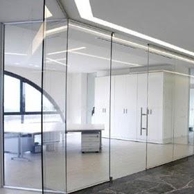 Thiết kế thi công vách kính cường lực đảm bảo chất lượng