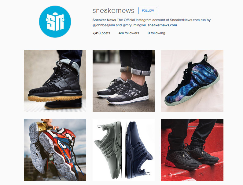 akun instagram ig sepatu sneakers ol online shop penjual beli original kw  merek brand branded terkenal 6145d0de97