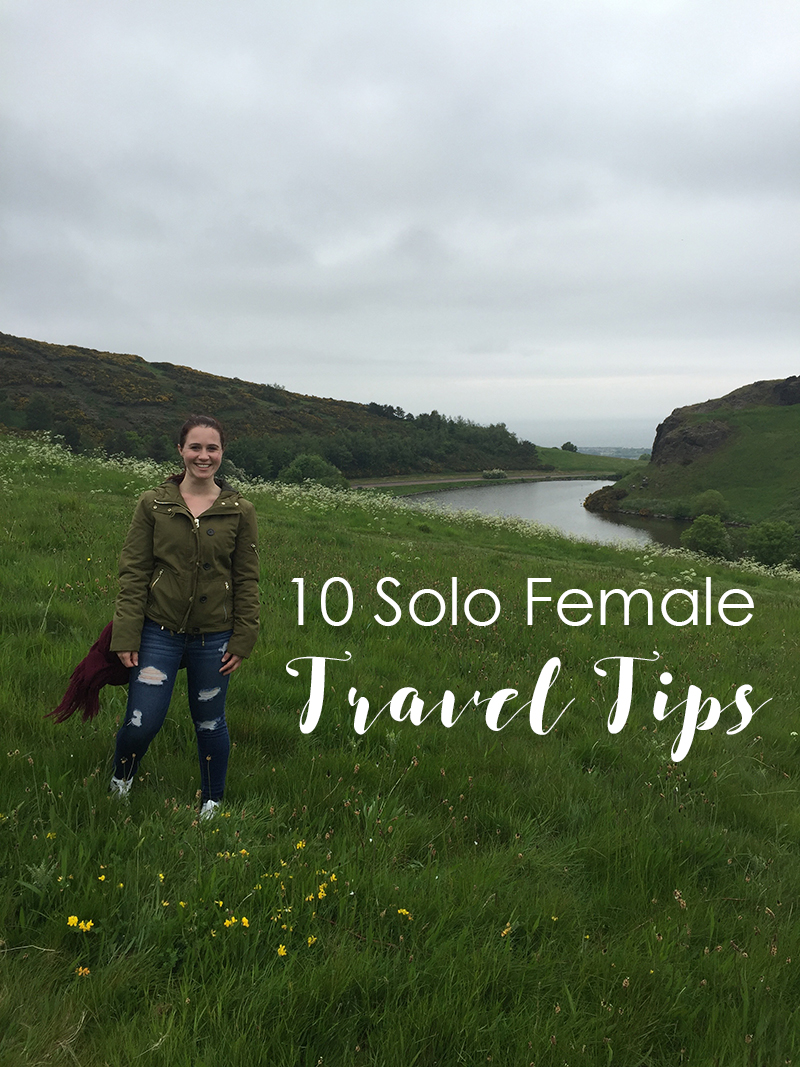 10 solo female travel tips, travel insurance