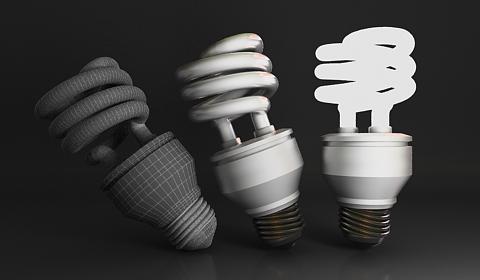 free 3d model lamp