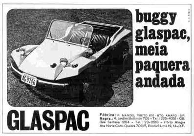BUGGY GLASPAC