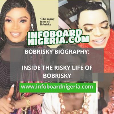 Bobrisky Biography