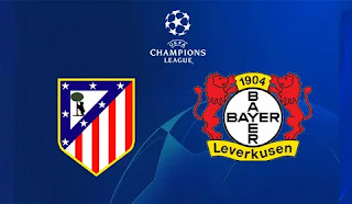 Байер - Атлетико М смотреть онлайн бесплатно 6 ноября 2019 прямая трансляция в 23:00 МСК.