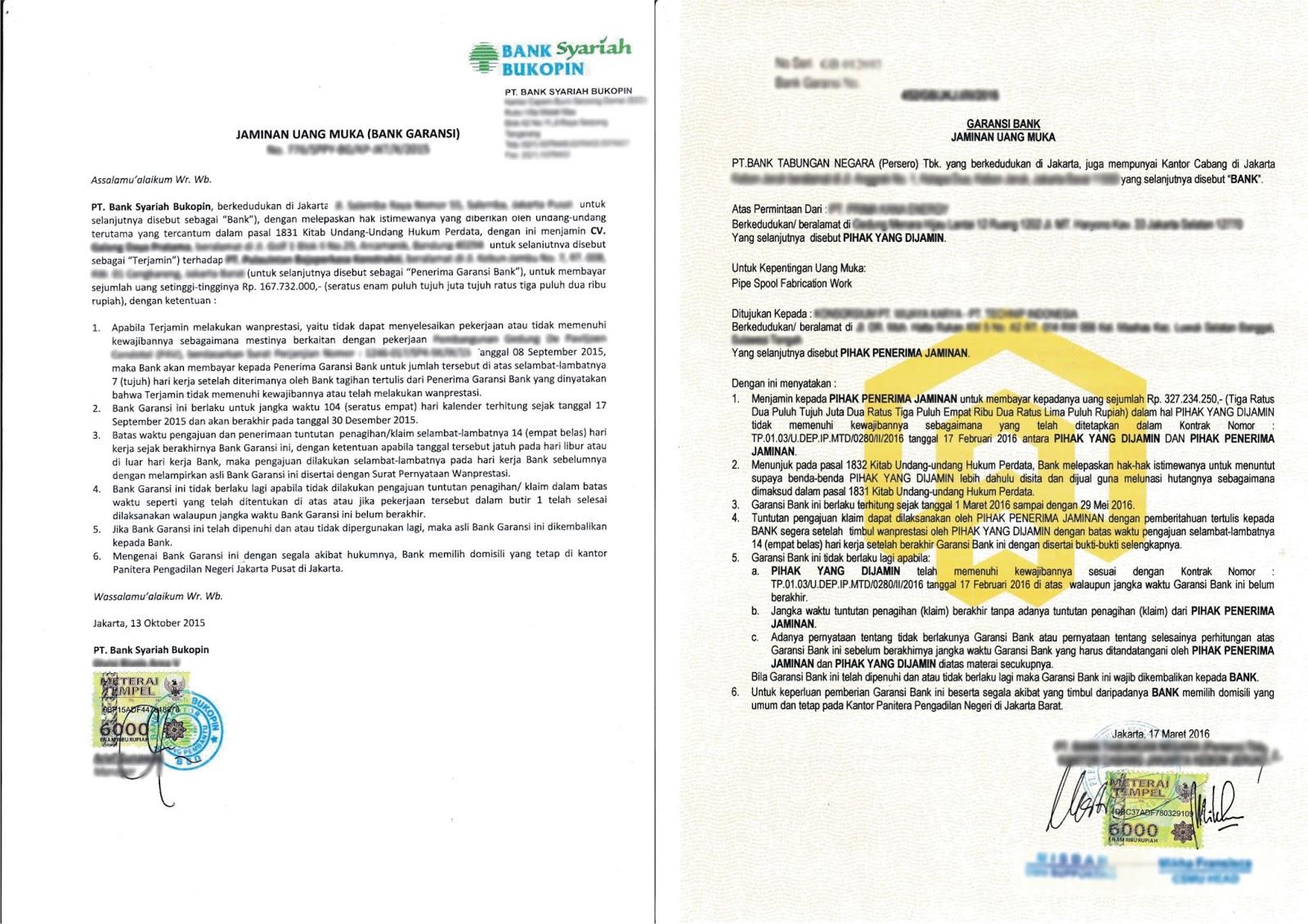 contoh surat kuasa cetak buku bank mandiri surat 0