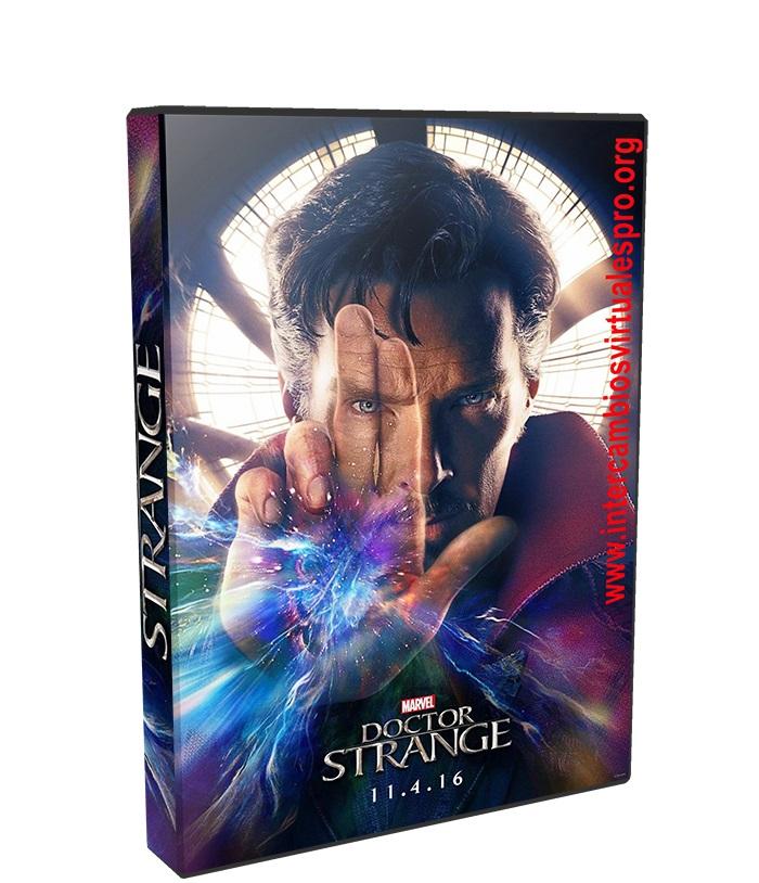 doctor strange: hechicero supremo poster box cover