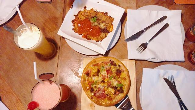 Menu Milan Pizzeria Cafe Sukabumi