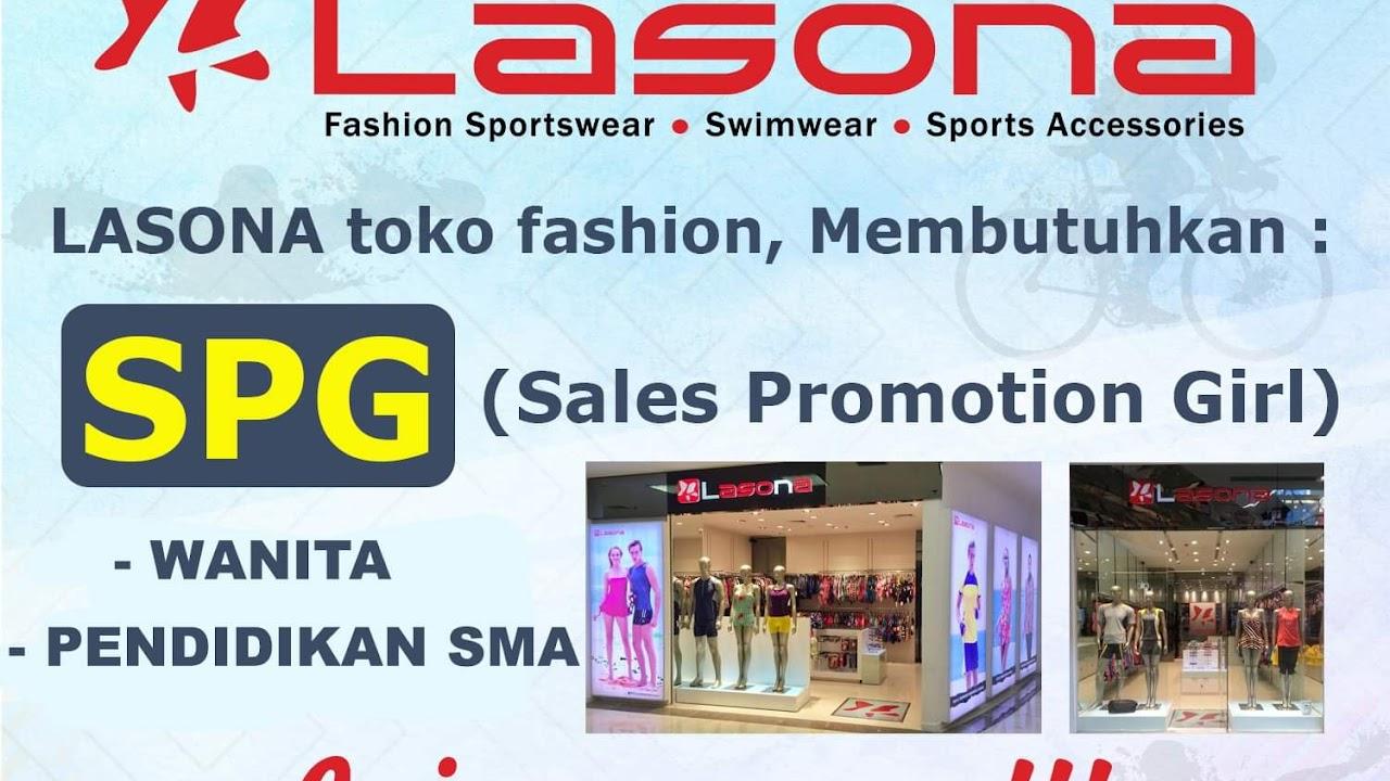 Lowongan Kerja Lasona Fashion Mei 2019 Spg Semarang Loker Swasta