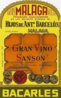 recetas con vino sanson
