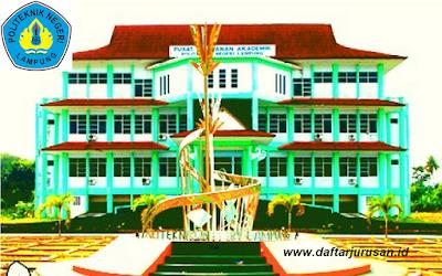 Daftar Fakultas dan Program Studi POLINELA Politeknik Negeri Lampung