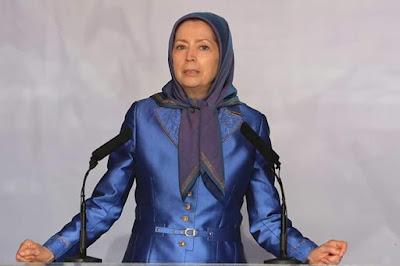 مريم رجوي: الجبهة الأولى والأكثر أهمية والأكبر في إيران اليوم