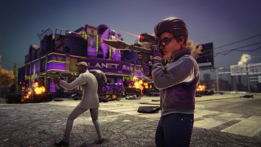 Saints Row The Third Remastered pc full español