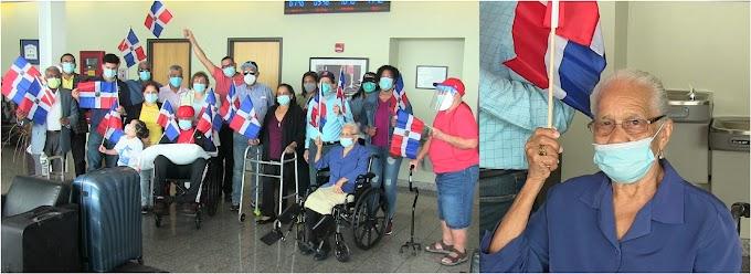 Consulado de Boston resalta solidaridad de Gonzalo con varados enfermos y envejecientes regresados a República Dominicana