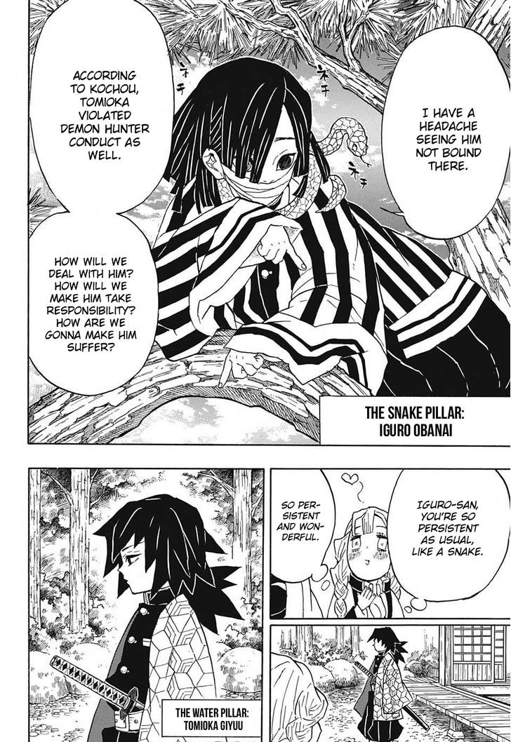 DEMON SLAYER: KIMETSU NO YAIBA CHAPTER 45 29