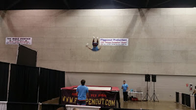 Flippenout Productions - Peoria Home Show