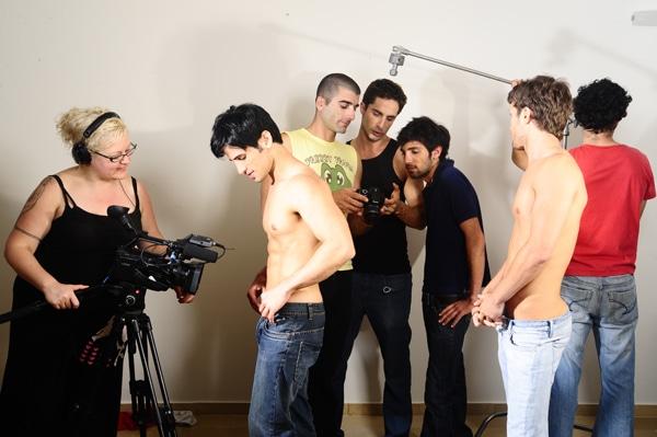 Bastidores do Pornô