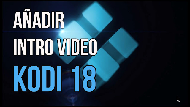intro kodi video