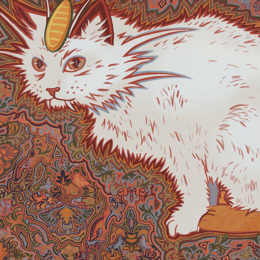 Cat Painting S