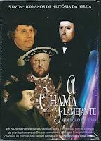 documentário A Chama Flamejante