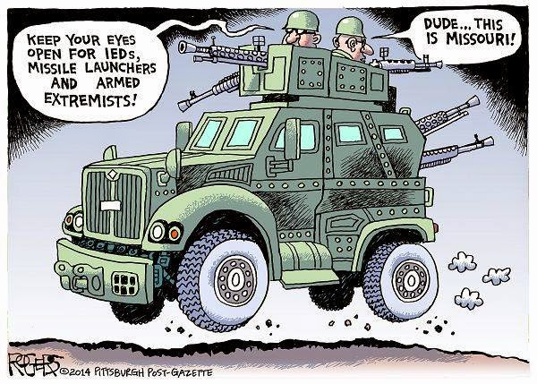 Missile Launchers Cartoon