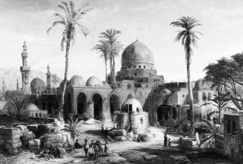 Gambar ilustrasi Masa disintegrasi Islam