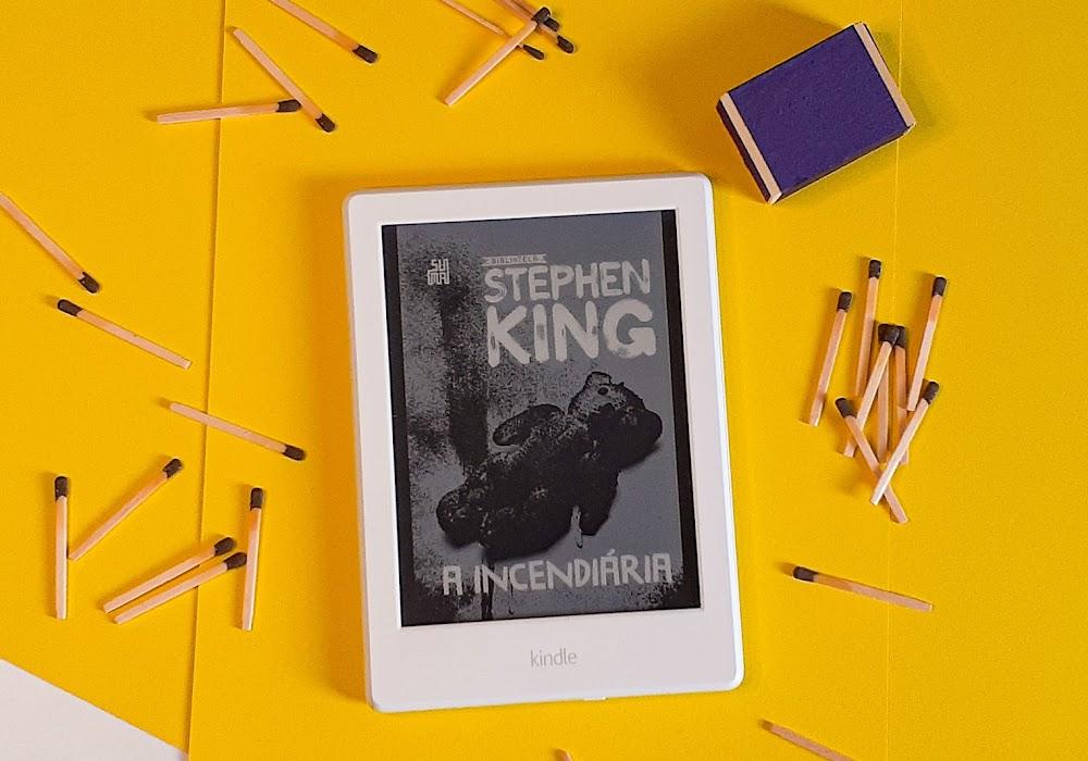 Quinta do terror | A Incendiária  - Stephen King