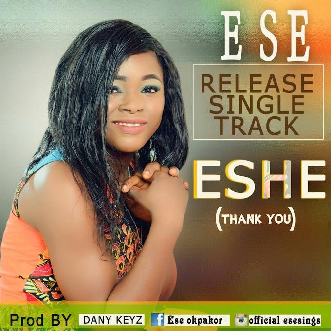 DOWNLOAD MP3 : Ese - Eshe (Prod. By Danykeyz)