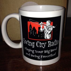 Swing City Radio Mug