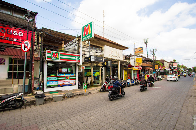 Centro di Ubud-Bali