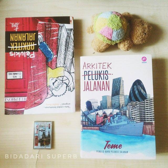 Arkitek Jalanan Teme Abdullah | Book Review