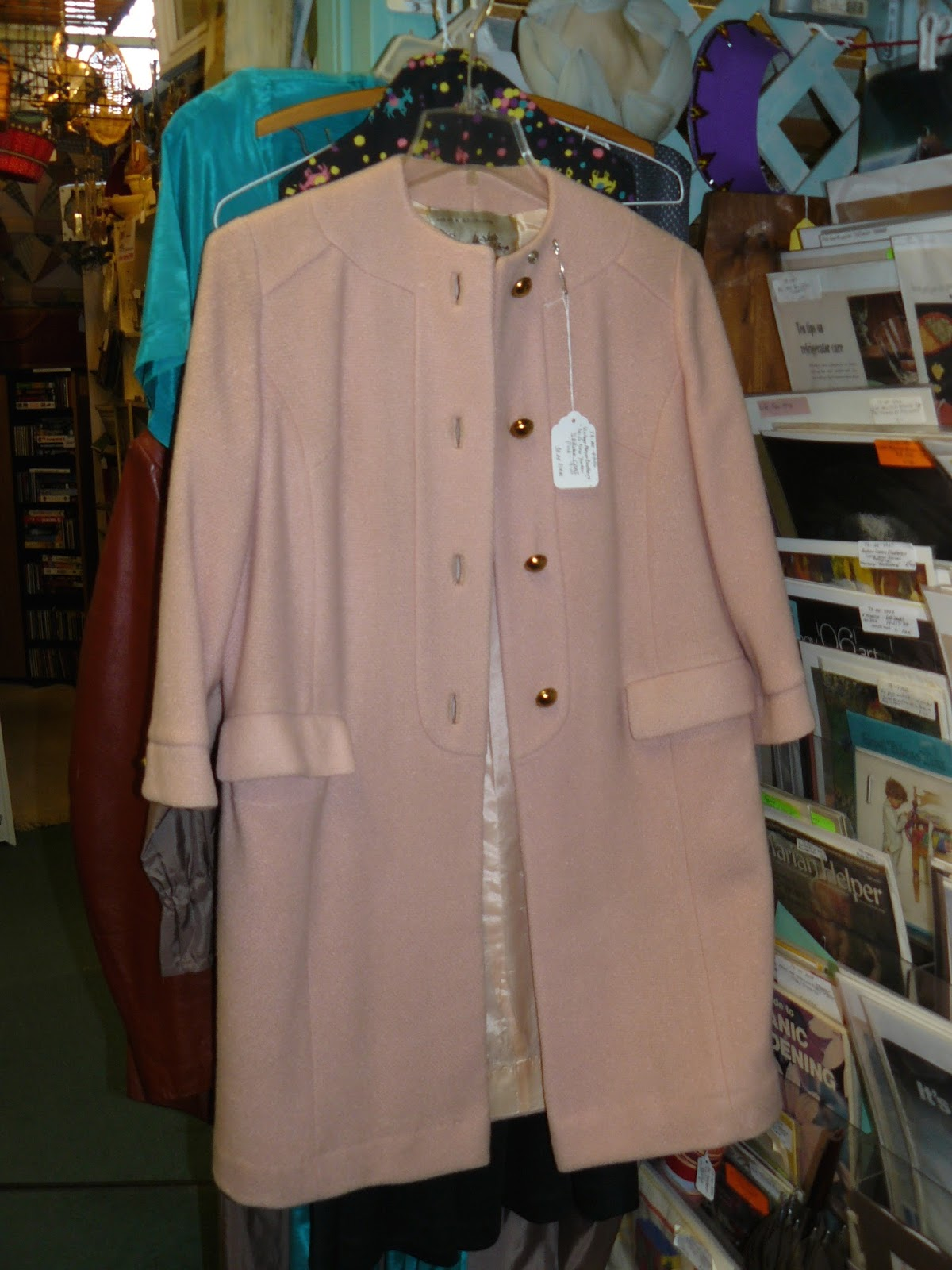 Vintage clothing stores nj