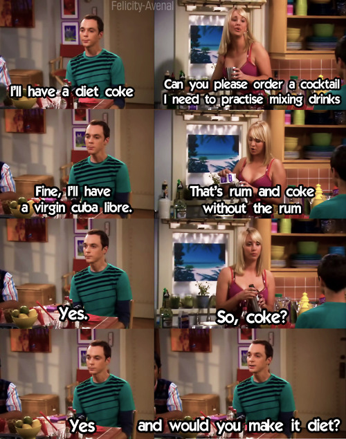 Mylifeislibby Quot The Big Bang Theory Quot Drinking Game