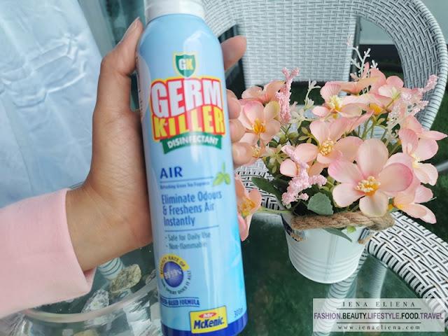 Germ Killer Air - GK AIR