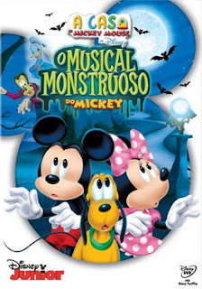 Assistir A Casa do Mickey Mouse: O Musical Monstruoso do Mickey – (Dublado) – Online 2015
