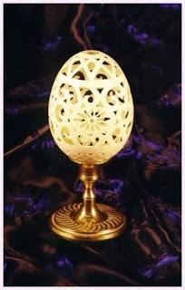 Huevo y decoración