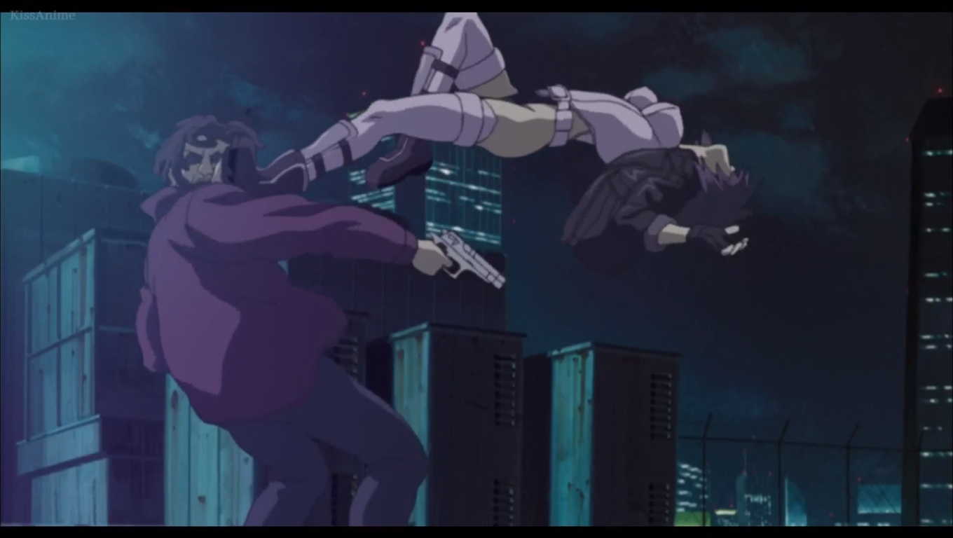 Emerald Rangers Ghost In The Shell Stand Alone Complex Episode 1 Section 9