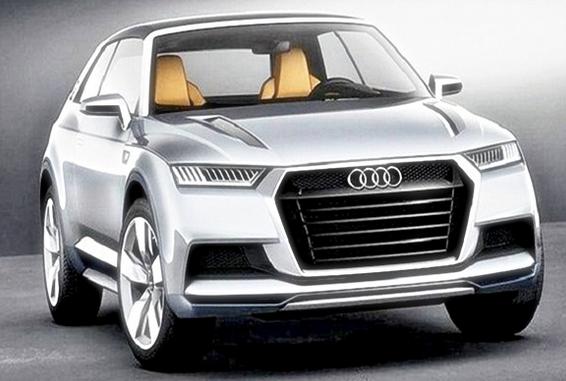 Audi Q1 Release Date