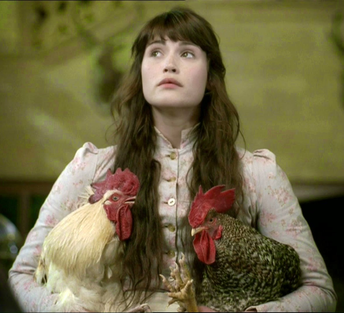 What are a few examples of realism in Thomas Hardy's Tess of the d'Urbervilles?