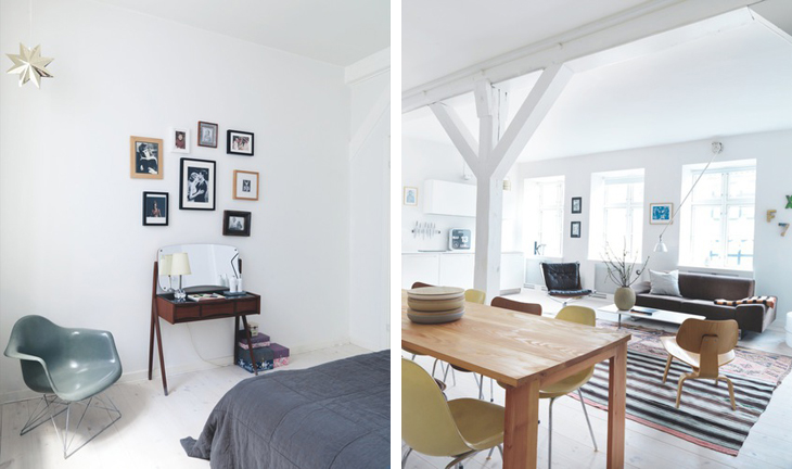 Airy Danish Apartment