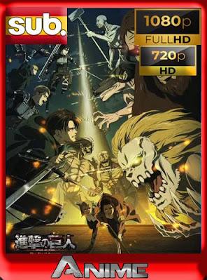 Shingeki no Kyojin (Attack on Titan) Temporada final(2020) [16/16] subtitulado HD [720P] [1080P] [GoogleDrive] rijoHD